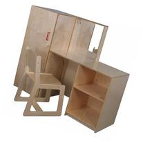 Mainstream Preschool Vanity with Cabinet