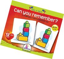 BooKid Make a Match Can You Remember Puzzle for Kids with