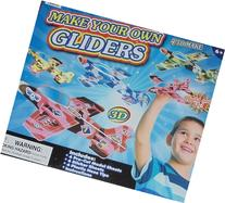 Make your own gliders - creates 4 plane gliders by Creative