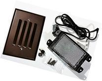 Malibu Lighting 8406240301 3W Low Voltage LED Half Brick