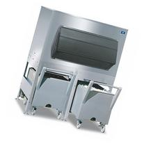Manitowoc - FC-1350 - 1350 pound Ice Bin & Cart System