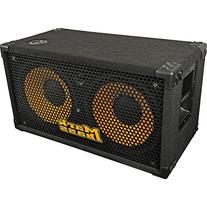 Markbass New York 122 700W 2x12 Bass Speaker Cabinet Black 4