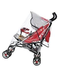 Tojwi Umbrella Stroller Clear Waterproof Rain Cover Wind
