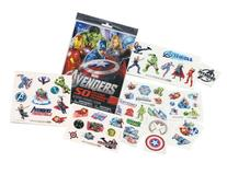 Marvel AVENGERS Temporary Tattoos - 50 Tattoos - Iron Man,