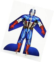 Marvel Avengers Captain America Foam Air Glider