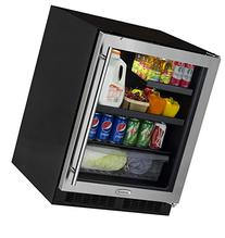 Marvel MA24BRG3RS ADA Beverage Refrigerator with MaxStore