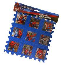 Marvel Spiderman 9 x 9 Play Foam Puzzle Mat