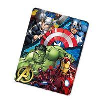 "The Avengers Defend Earth Fleece Throw Blanket, 45"" x 60"