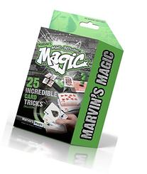 Marvin's Magic 25 Mind Blowing Incredible Card Tricks