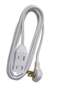 Master Electrician 09417ME 7-Feet Vinyl Low Profile Cube Tap