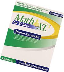 MathXL for School Student Access Kit