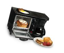 Elite Cuisine EBK-200B Maxi-Matic 3-in-1 Multifunction