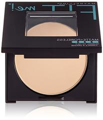 Maybelline New York Fit Me Matte Plus Poreless Powder,