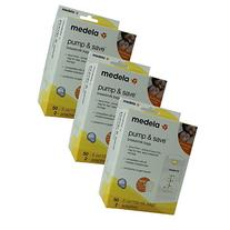 Medela Pump & Save Breastmilk Bags 50 count - 5oz/150ml bags