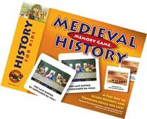 Medieval History Memory Game