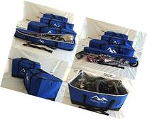 Medium Multi-Purpose Bags 11x11x43 inches for Travel Cargo,