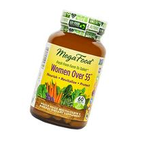 MegaFood - Multi for Women 55+, Multivitamin Support for