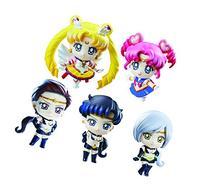 Megahouse Sailor Moon Petit Chara Land Sailor Stars Mini Figures Set of 5