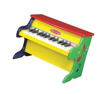 Melissa & Doug Learn-To-Play Piano With 25 Keys and Color-