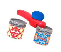 Melissa & Doug Can Opener and 2 Resealable Cans - Play