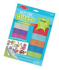 Melissa & Doug Mess-Free Glitter - Booster Glitter Pack With