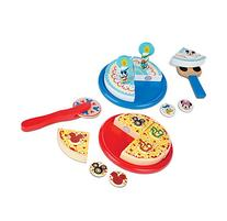 Melissa & Doug Mickey Mouse Wooden Pizza and Birthday Cake