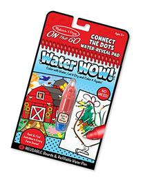 Melissa & Doug On the Go Water Wow! Connect the Dots Water