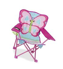 Melissa & Doug Sunny Patch Cutie Pie Butterfly Folding Lawn
