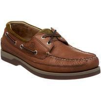 Men's Sperry, Mako 2 eye COFFEE 9.5 M