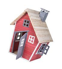 Merax® Children's Wood Playhouse Indoor Outdoor Backyard