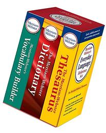 Merriam-Webster's Everyday Language Reference Set, New