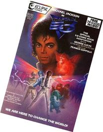 Michael Jackson as Captain EO (the Official 3-D Comic Book
