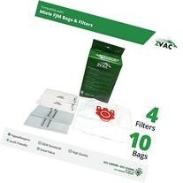 ZVac Compatible Vacuum Bags/Filters Replacement for Miele