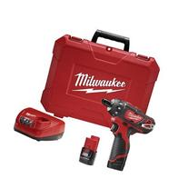 Milwaukee 2406-22 M12 1/4 2Spd Driver Kit