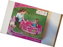 Minnie Mouse W 48 In. By H 10 In. Inflatable Pool by Disney