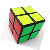 MoYu YJ Lingpo 2 x 2 x 2 Speed Cube Puzzle Smooth Black