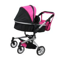 Mommy & me 2 in 1 Deluxe doll stroller EXTRA TALL 32'' HIGH