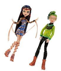 Monster High Boo York, Boo York Comet-Crossed Couple Cleo de