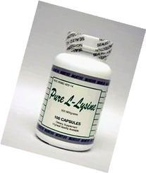 Montiff - Pure L-Lysine 500 mg 100 caps