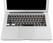 Mosiso Keyboard Cover with Pattern for Macbook Pro 13 Inch,