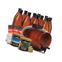 Mr. Beer Premium Gold Edition Homebrewing Craft Beer Making
