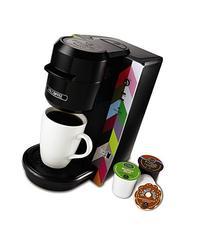 Mr. Coffee BVMC-KG2FB Single Serve Coffee Maker, French Bull