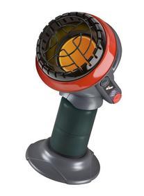 Mr. Heater F215100 MH4B Little Buddy 3800-BTU Indoor Safe