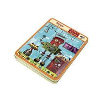 Mudpuppy Robots Magnetic Figures