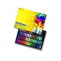 Mungyo Soft Pastel 64 Color Set Square Chalk