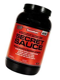 MuscleMeds - Secret Sauce Punch, 3.11 lb powder
