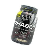 MuscleTech: Phase8 Multi Phase 8 hour Protein Vanilla 2 lb
