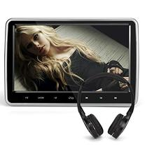 """10.1"""" Headrest DVD Player for Car & Home Use Support HDMI"""