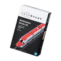 Nanoblock Nanogauge Ngt_003 Train Collection Shinkansen