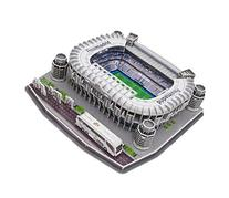 Nanostad Real Madrid Santiago Bernabeu Stadium 3D Puzzle